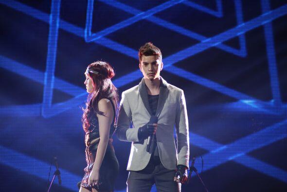 Dulce María quiso cantar con José Enrique Poyato.