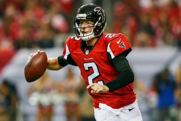 10.- Aparece finalmente un jugador de la NFL, Matt Ryan con 43,8 millone...