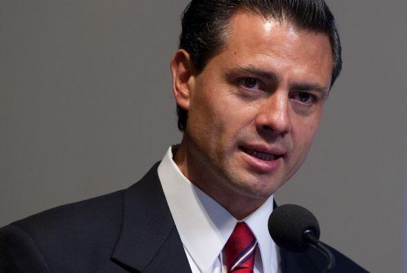 Gobierna el Estado de México desde el 16 de septiembre del 2005 y termin...