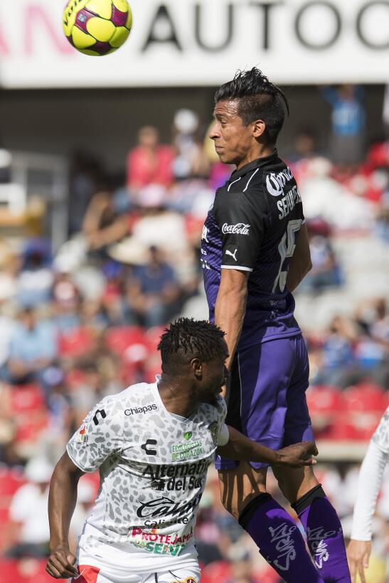 Jaguares consiguió empate con sabor a triunfo de su visita a Querétaro L...