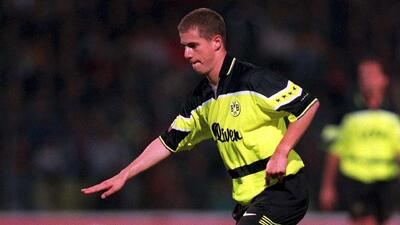 Los 10 mejores | Lars Ricken y su golazo que grabó su nombre en la Final de la Champions de 1997