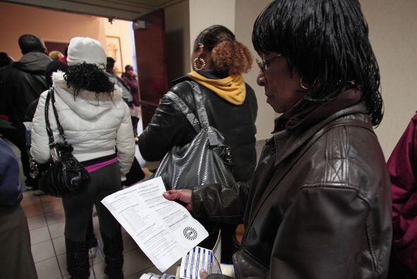 En Michigan, los sindicatos lograron un referendo para que se incluyan l...
