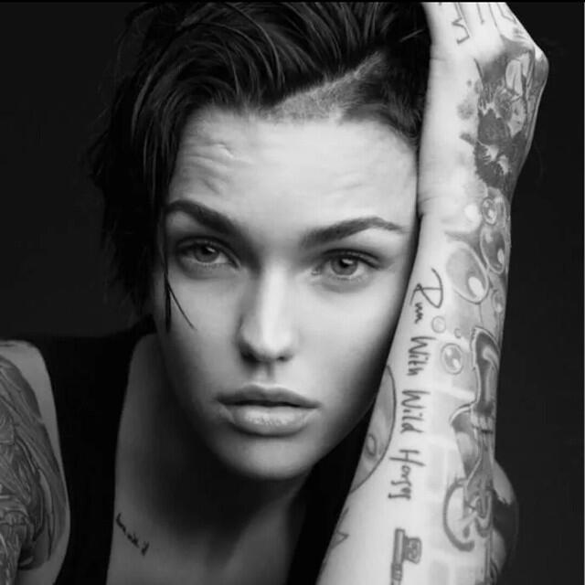 Ruby Rose, la nueva 'it girl' del tomboy