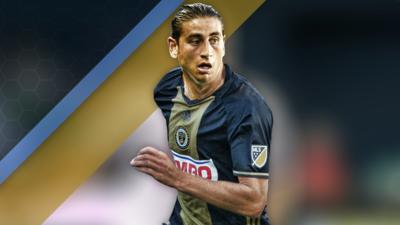 El seleccionado estadounidense Alejandro Bedoya es nuevo jugador de Philadelphia Union