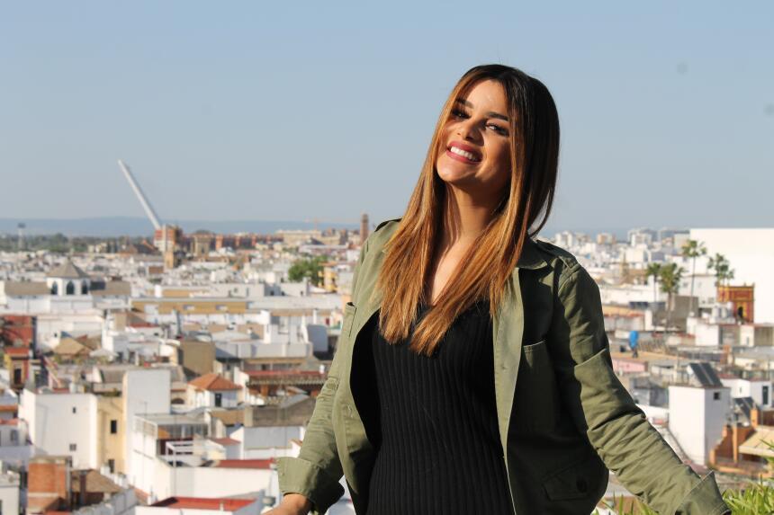 Estas son las fotos más bellas de Clarissa Molina en Sevilla IMG_4159.JPG