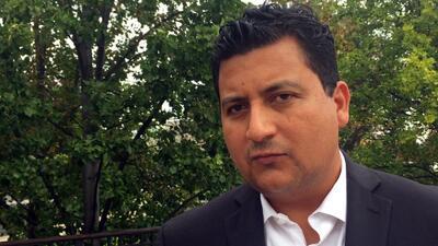 Christian Ramírez, el activista fronterizo que se encamina en la polític...
