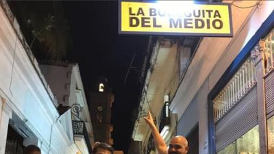 Las fotos del viaje a Cuba de 'El Bueno, La Mala y El Feo'