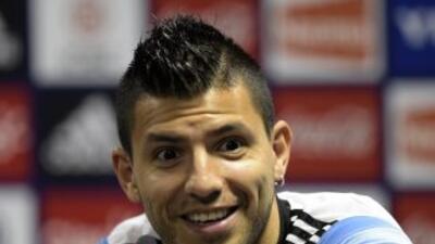 Sergio Agüero aseguró que Argentina no está por casualidad en la final d...