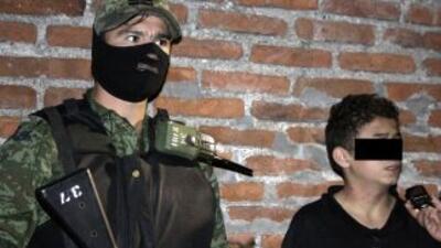 Las autoridades detuvieron a 'El Ponchis' en el estado de Morelos.