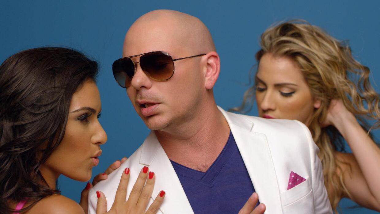 Pitbull Back It Up