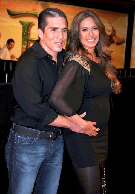 Galilea Montijo embarazada