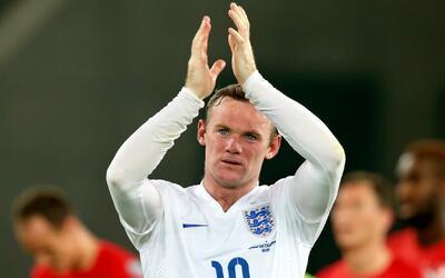 Rooney se despidió de la selección inglesa como máximo goleador, pero si...