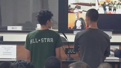 Dos pandilleros hispanos, acusados de asesinar a tres jóvenes en un ritual satánico