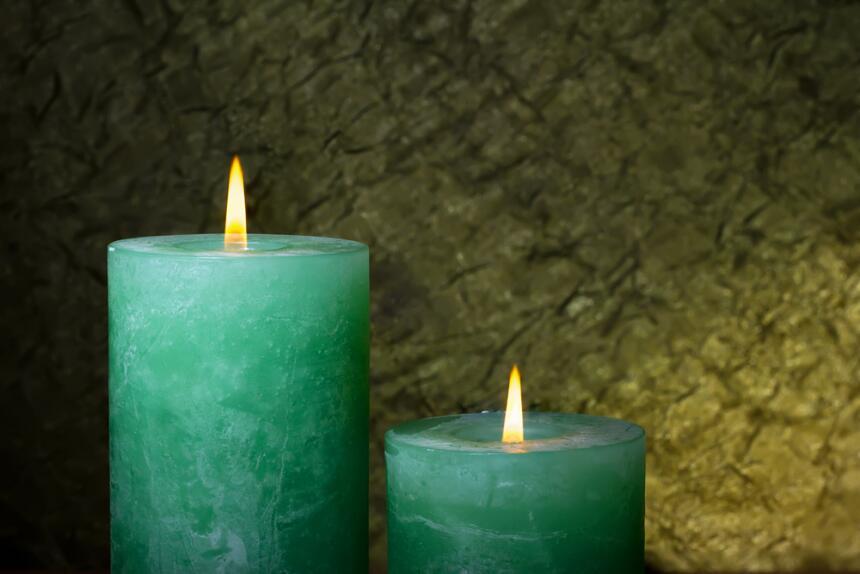 La vela ideal para comunicarte con los arcángeles  shutterstock-17325294...