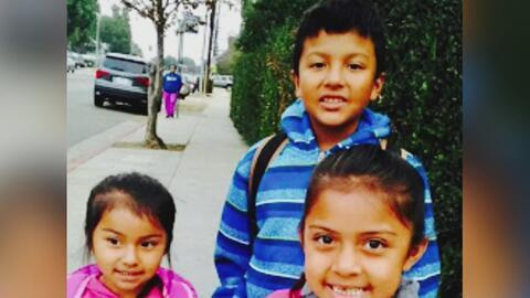 Investigan si una mujer raptó a sus tres hijos y se fue con ellos a México