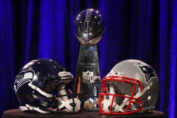 Goodell felicitó a Seattle y New Enlgansd por llegar al Super Bowl y pod...