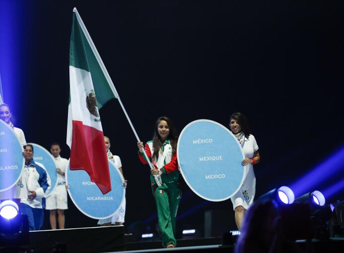 Este domingo se llevó a cabo la ceremonia de Clausura de los Juegos Pana...