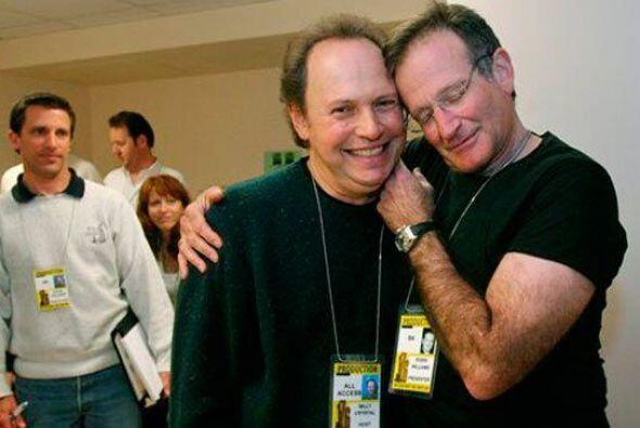 """Billy Crystal presidirá homenaje a Robin Williams en los #Emmys2014"" se..."