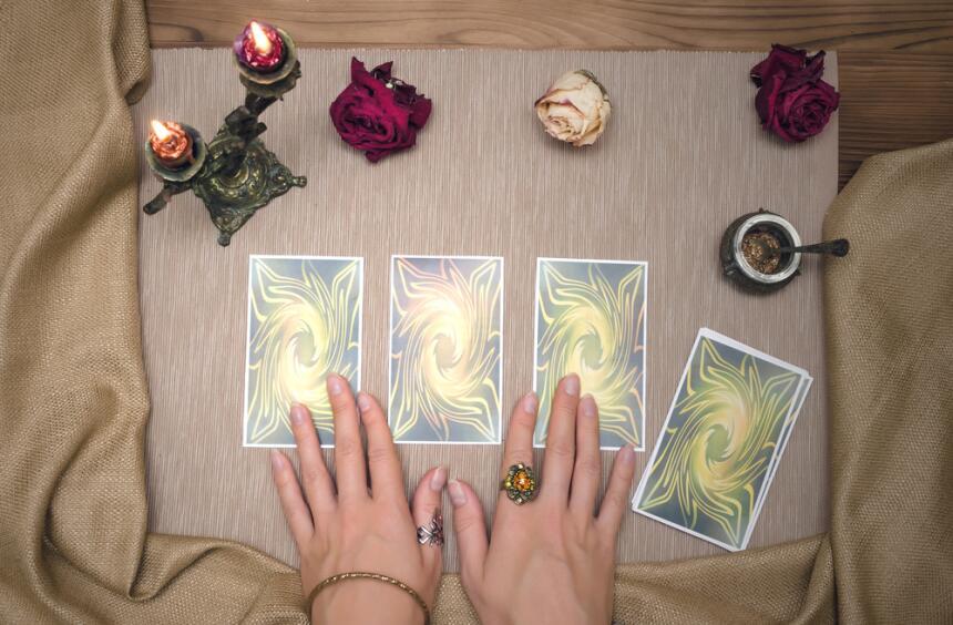 tarot carta mago