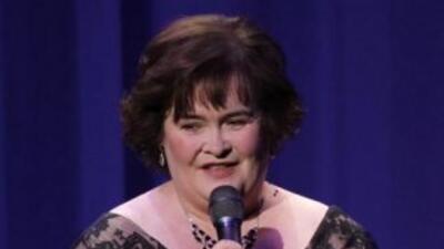 Aunque la cantante escocesa dejó impresionados a los televidentes de med...