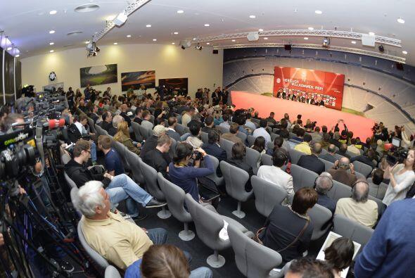 El Bayern Múnich al fin veía llegar el día en que i...