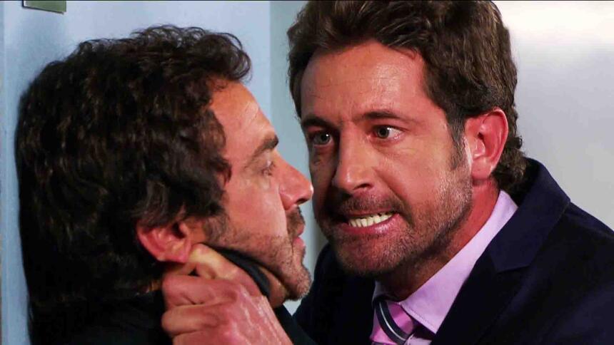 Gabriel Soto robó y robó suspiros en 'Yo No Creo En Los Hombres' DDFDBD4...