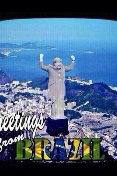 Angela será la nueva atracción turística. Todo sobre el Mundial de Brasi...