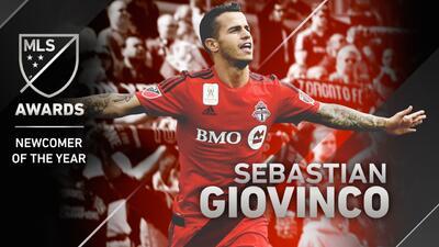Sebastián Giovinco, Contratación del Año de MLS