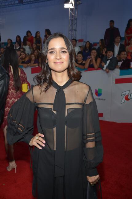 Julieta Venegas en el Latin GRAMMY.