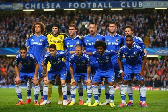Los equipos londinenses también se colaron entre los 12 clubes que mejor...