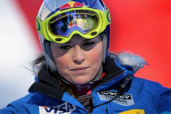 La esquiadora Lindsey Vonn nació el 18 de octubre de 1984 en Estados Uni...