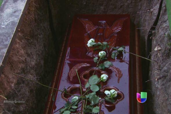 Agustina podrá descansar en paz.