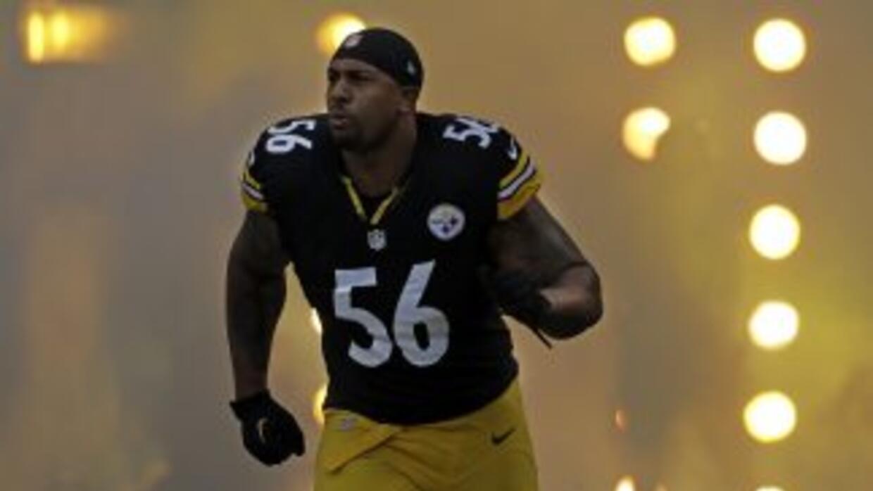 LaMarr Woodley (AP-NFL).