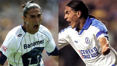 Pasiones divididas: jugadores que pasaron por Cruz Azul y Pumas