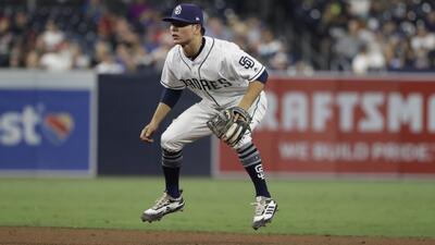 El mexicano Luis Urías debuta en Grandes Ligas con los San Diego Padres