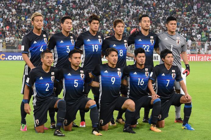 13. Japón (AFC) - 2,543,140 seguidores.