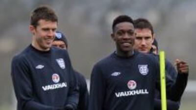 Carrick y Welbeck, jugadores del Manchester United, causaron baja con lo...