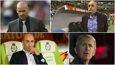 Paco Jémez y otros españoles que no pudieron con la Liga MX