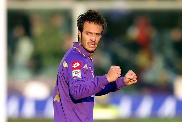 Pero más tarde Alberto Gilardino puso las cosas 1-1 y el marcador ya no...