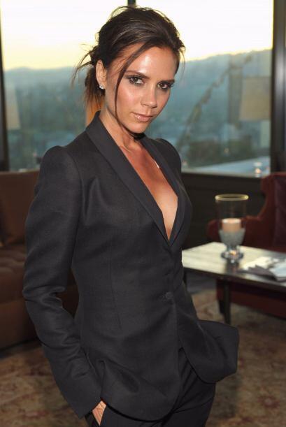 """Victoria Beckham: Una de las más exitosas resultó """"Posh Spice"""", que con..."""