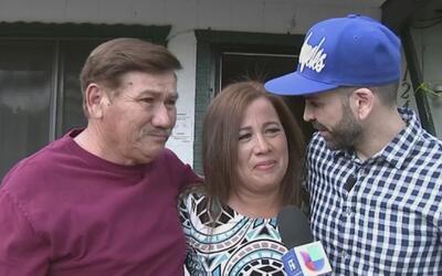 Mataron a su hijo y su esposo la abandonó, pero esta hispana encontró la...