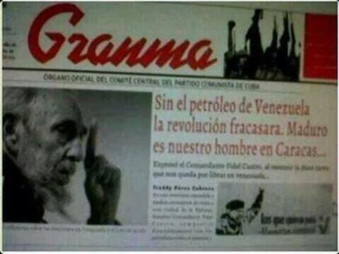 Lo que dicen en Cuba sobre la situación en Venezuela. Leopoldo L&...
