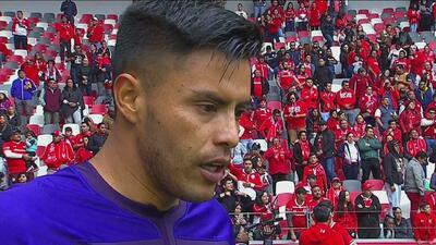 Alfredo Talavera destacó la actitud de Toluca en el triunfo 2-0 sobre Puebla