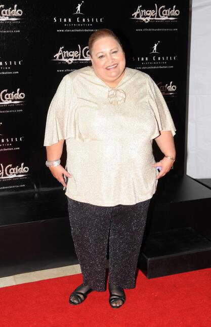 La actriz mexicana Bodoquito