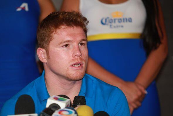 """""""Es verdad que enfrentaré a un campeón del mundo, pero Erislandy Lara no..."""