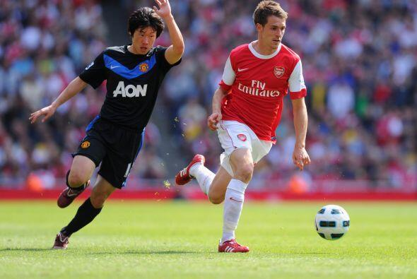 Ramsey se echó a su equipo a los hombros para derrotar al Manchester Uni...