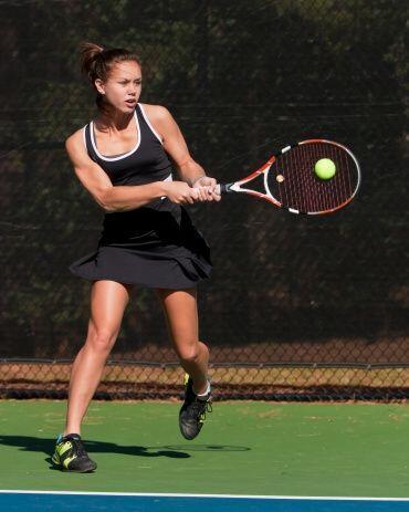 Practicar tenis te ayudará a desarrollar una increíble capacidad cardior...