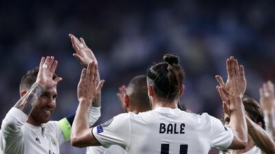 En fotos: la grandeza de Real Madrid en su arranque como campeón defensor de Champions