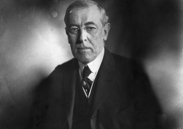 Woodrow Wilson tuvo síntomas de depresión durante su manda...
