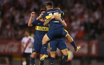 Nández marcó el gol de la victoria y River no querr&aacute...
